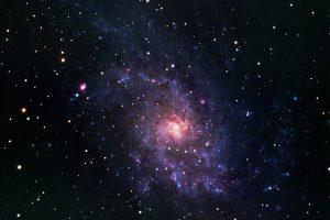 Balmer M33 triangulum