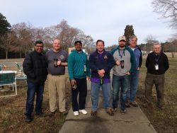 RAS members staunton river dedication